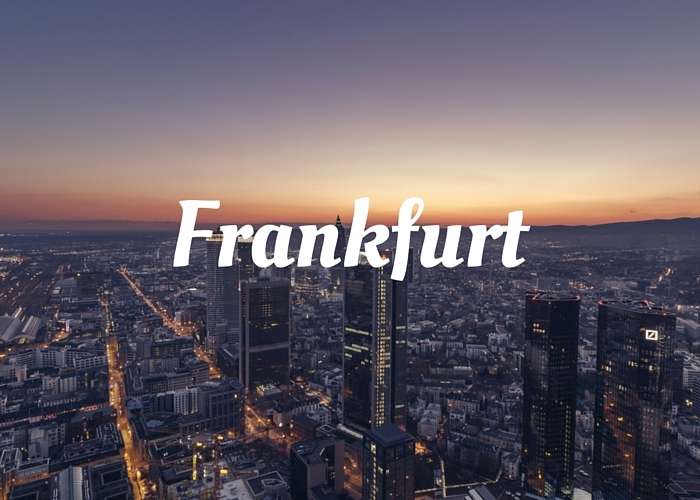 Frankfurt Boutique Hotels
