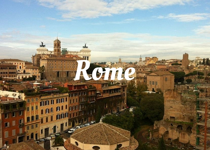 Rome boutique Hotels