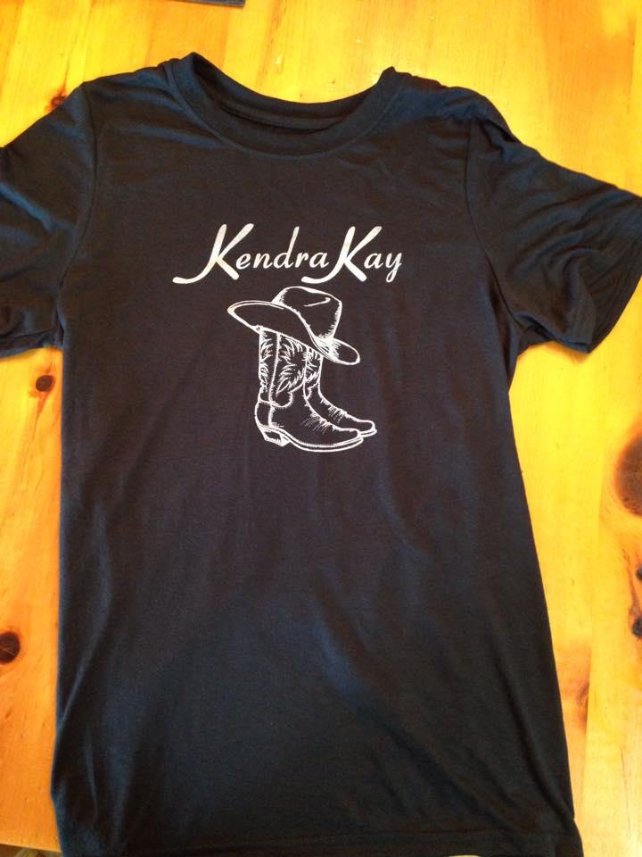"""""""Kendra Kay"""" Unisex T-Shirt - S M L XL XXL"""