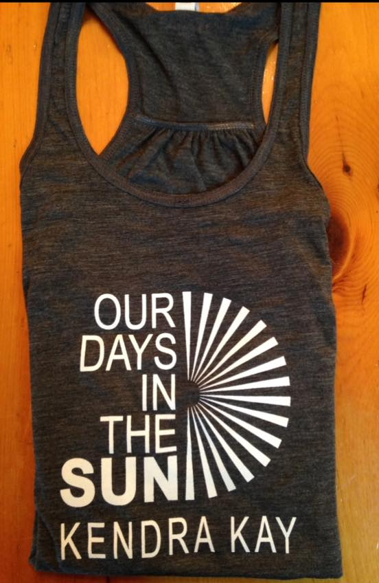 """Our Days in the Sun"" Tanks - M L"