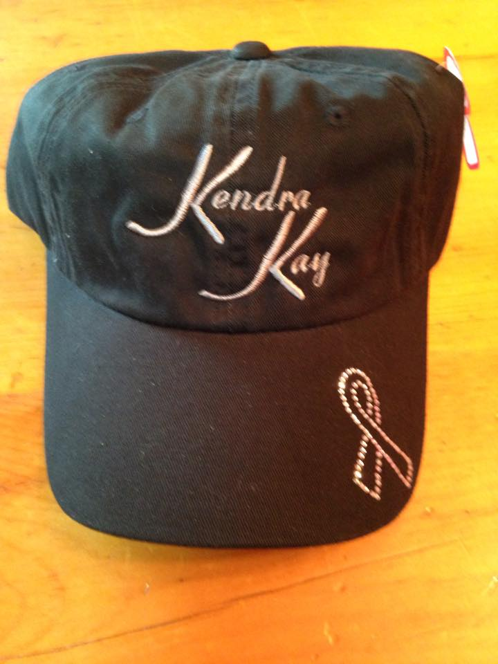 Lady's Hat - Proceeds going to the Cancer society