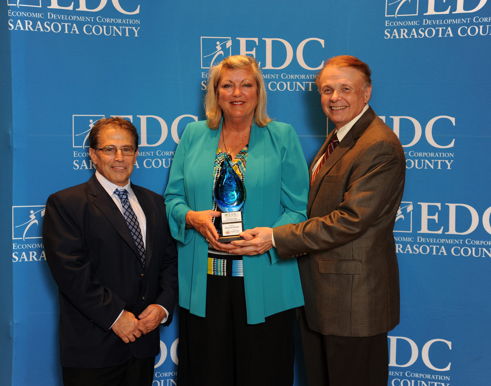 Osprey Biotechnics, winner of the very first Ringling College Innovation by Creative Design Award