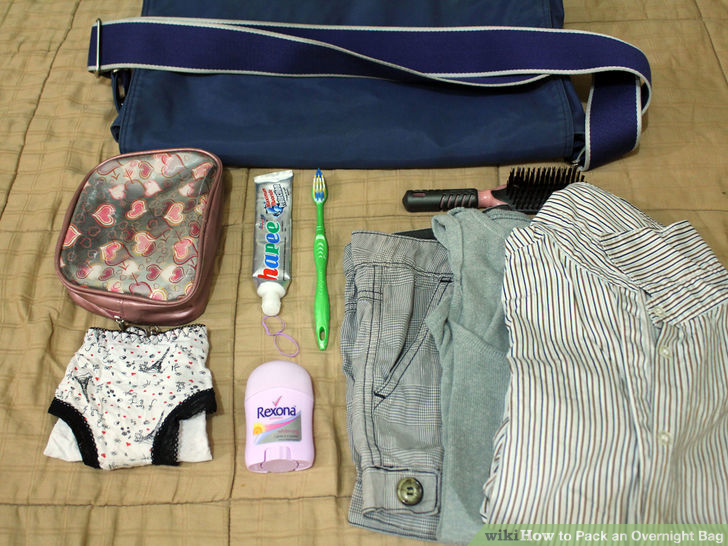 Overnight An How Pack Bag To