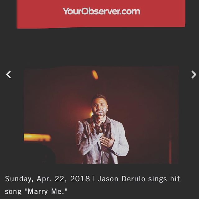 Excellent article by @blacktie_untied @observergroup on Saturday's #FireflyGala benefitting #FortyCarrotsFamilyCenter with special musical guest @jasonderulo ! #eventplanning #sarasotaevents #jasonderulo #DartFoundation