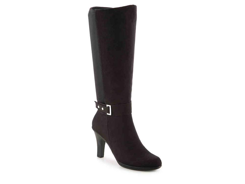 Madeline Girl Merit Wide Calf Boots