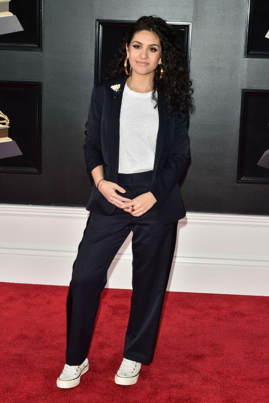 Alessia Cara 2018 Grammys Best New Artist Winner