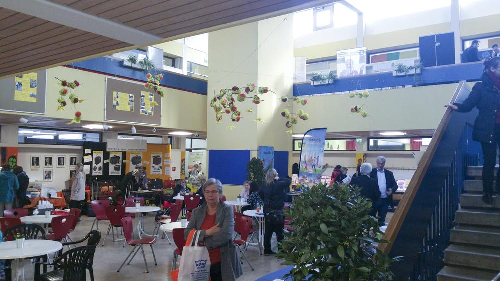 Auch der 37. Mittelfränkische Lehrertag fand wieder an der Karl-Dehm-Mittelschule und der Staatlichen Realschule in Schwabach statt.