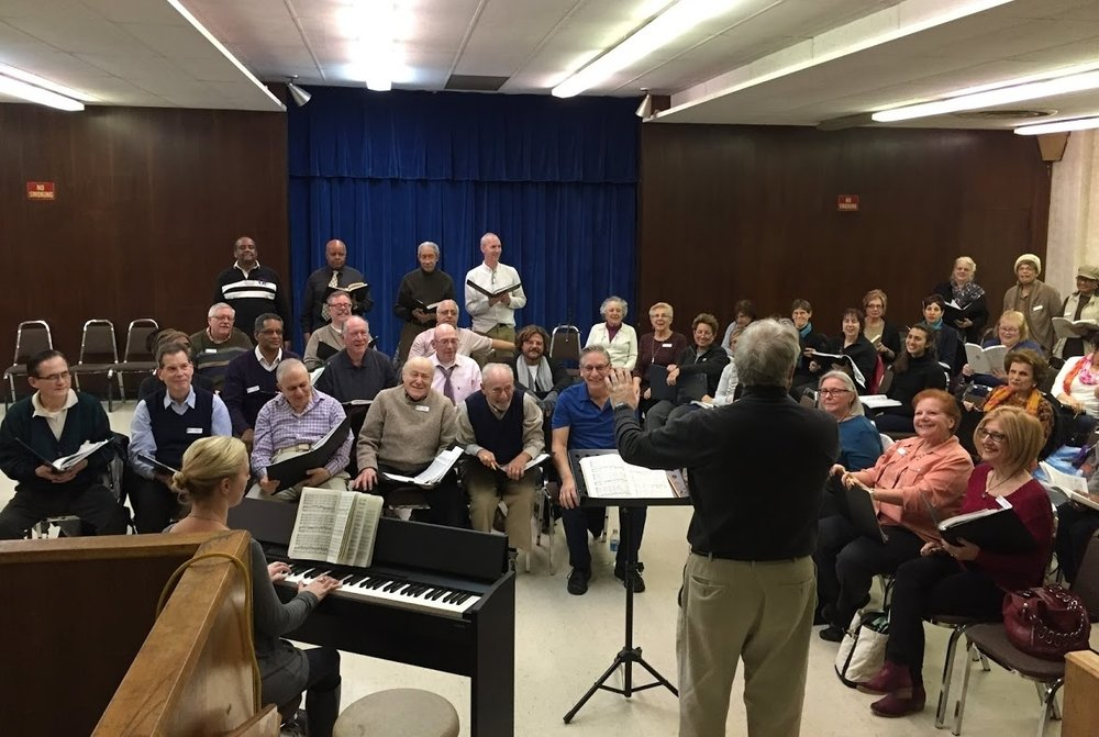 REHEARSALS ARE UNDERWAY FOR THE UPCOMING SPRING PERFORMANCE! -