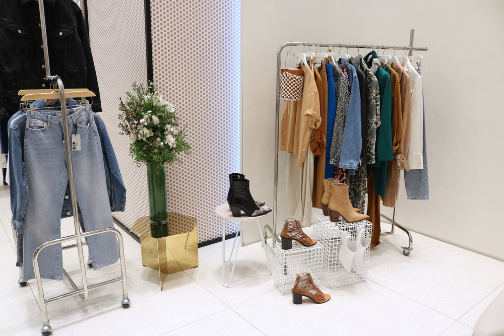 TOPSHOP SS19 STYLE TALK - Topshop Personal Shopping, Trafford Centre