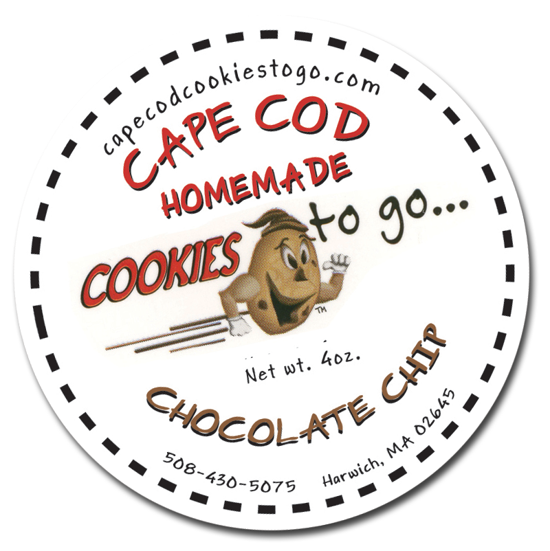 Cape Cod Chips Logo Part - 29: Cape Cod Cookies To-Go