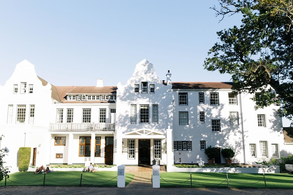 The Conservatory Cellars Hohenort