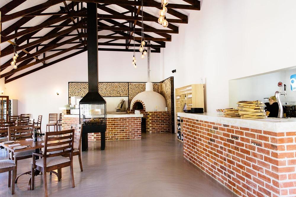 nomad vegan restaurant stellenbosch