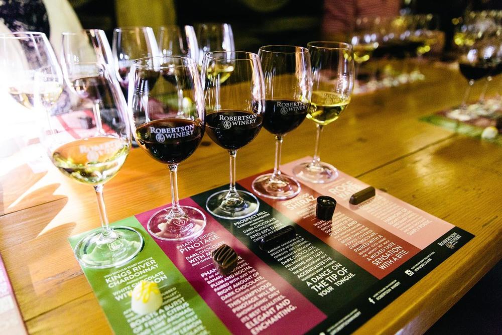 robertson wine