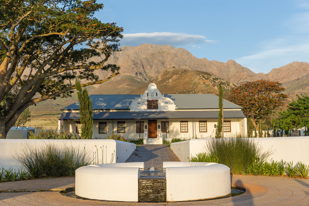 A night at Bosjes, Breede Valley