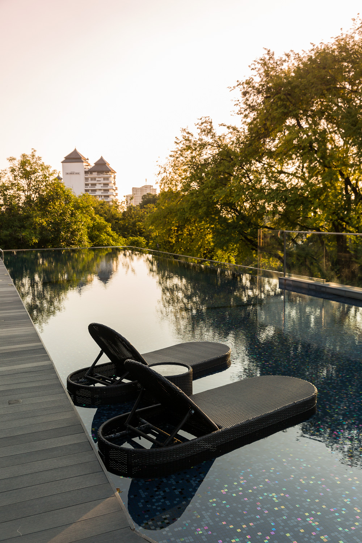 Staying at X2 Riverside Resort, Chang Mai