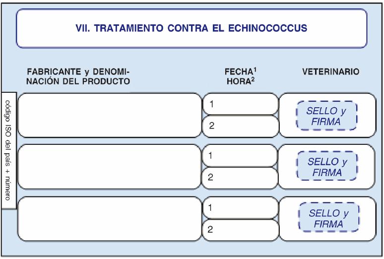 vacuna equinococosis