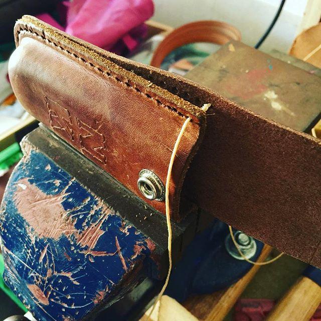 #leather #leathercustom #tattooleather #leatherwork #leatherbags #leatherwork #instagood