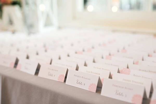 Escort Table, Seating Arrangements, Floral, Place Cards, Table Cards