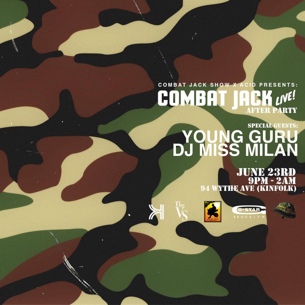 CombatJackLive Kinfolk.JPG