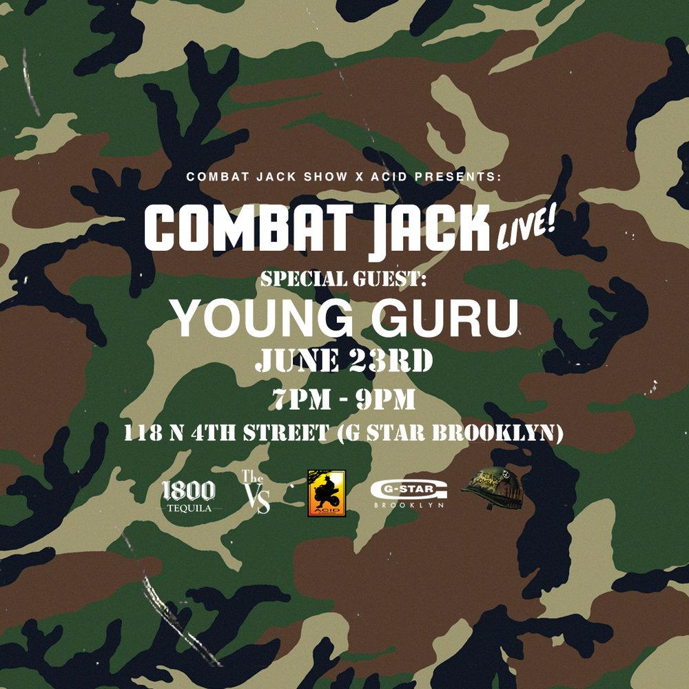 CombatJack Live G Star.JPG