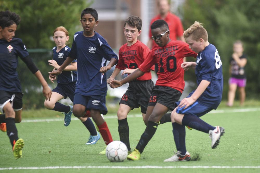 ILS Soccer 5/6