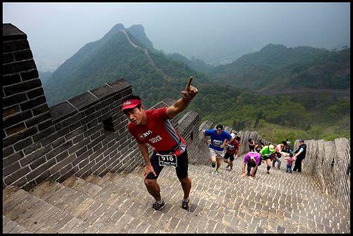 Great Wall Marathon Kathy Loper Events - Great wall marathon