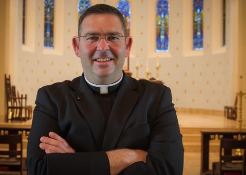Rev. James A. Misko, Pastor