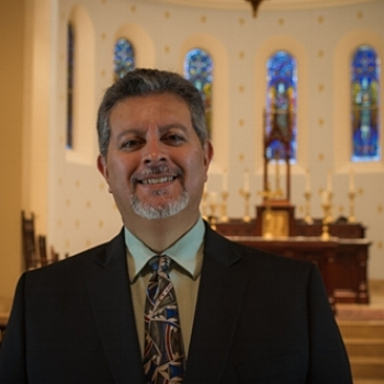 Rev. Mr. Javier Maldonado,Deacon