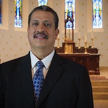 Rev. Mr. Alfredo Villa, Deacon