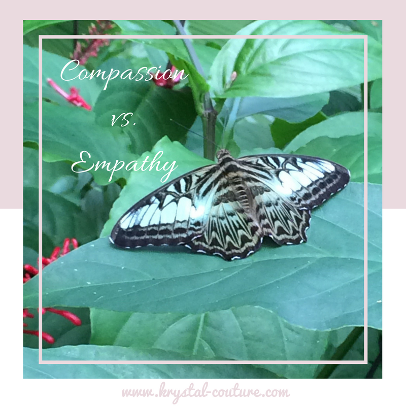 compassion empathy krystal couture healing