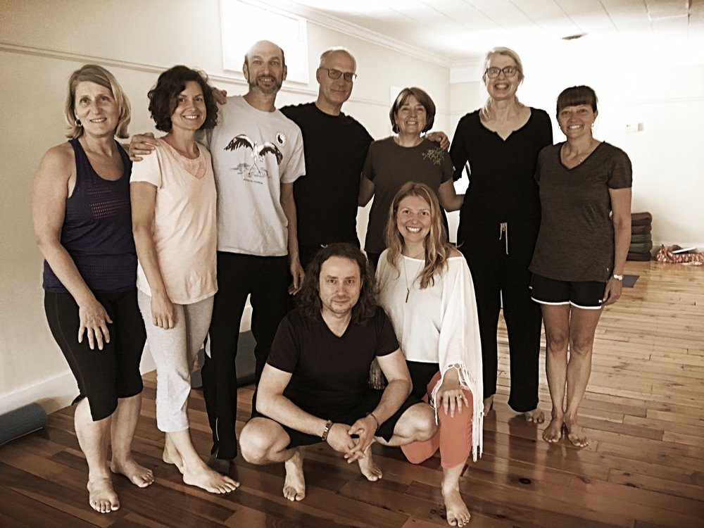 meridian balancing workshop weekend course dr. krystal couture