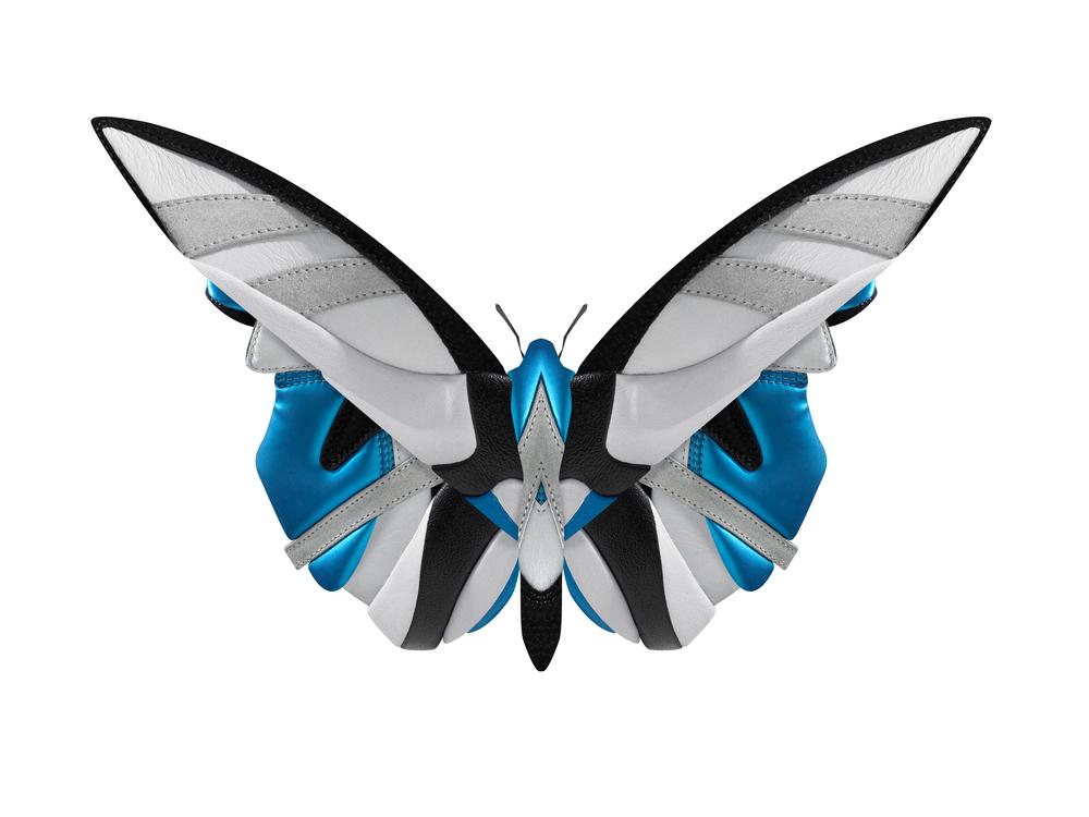 Butterfly Shaq