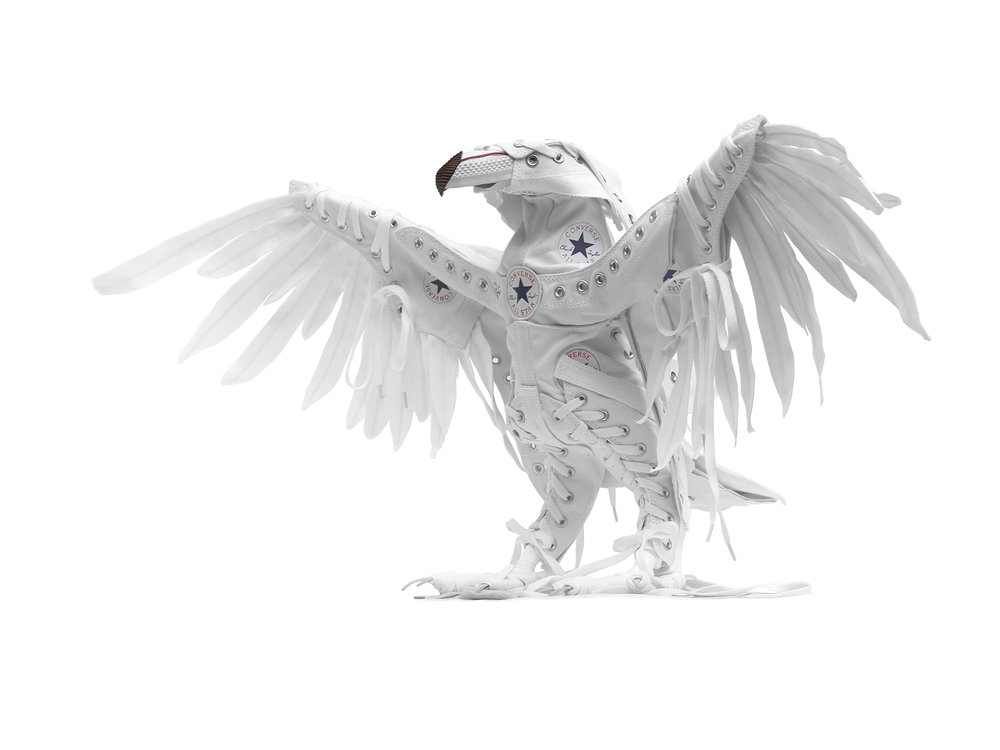WHITE EAGLE Sculpture