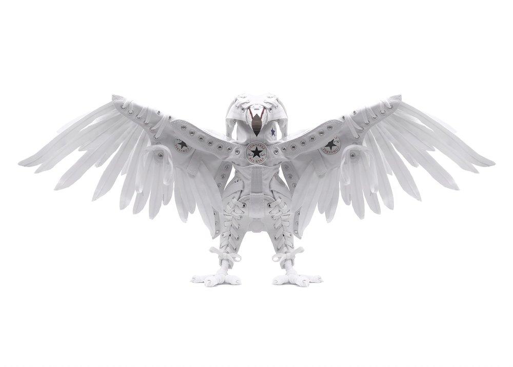 WHITE EAGLE Print