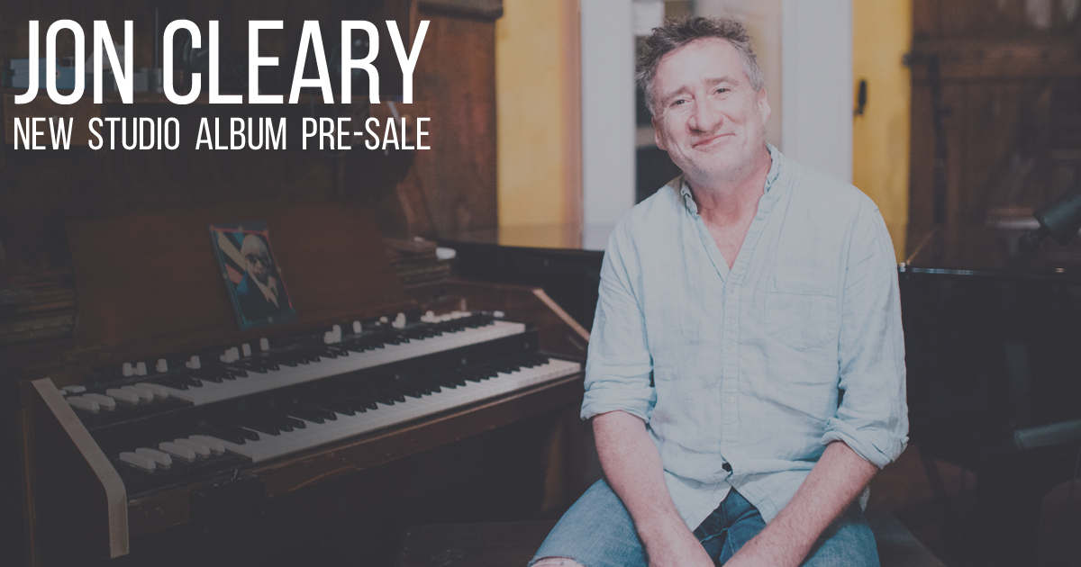 About — Jon Cleary