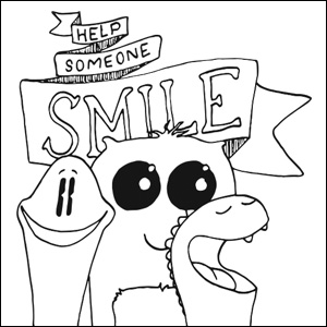 Help Someone Smile