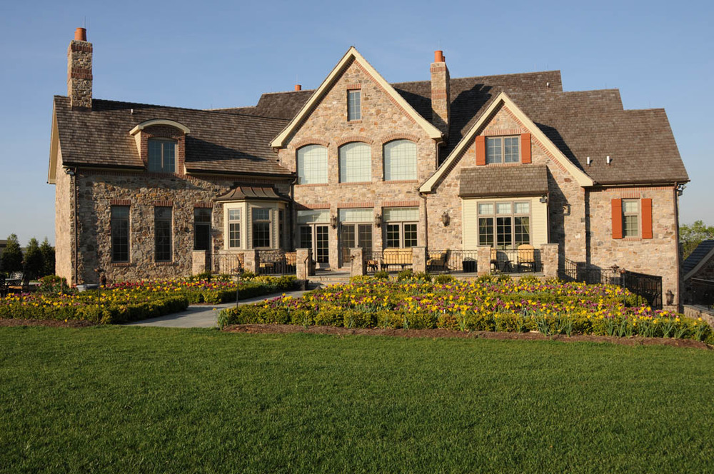 From it's modest setting, its hard to tell that this remote farm estate in Southern Pennsylvania contains an incredibly powerful automation system