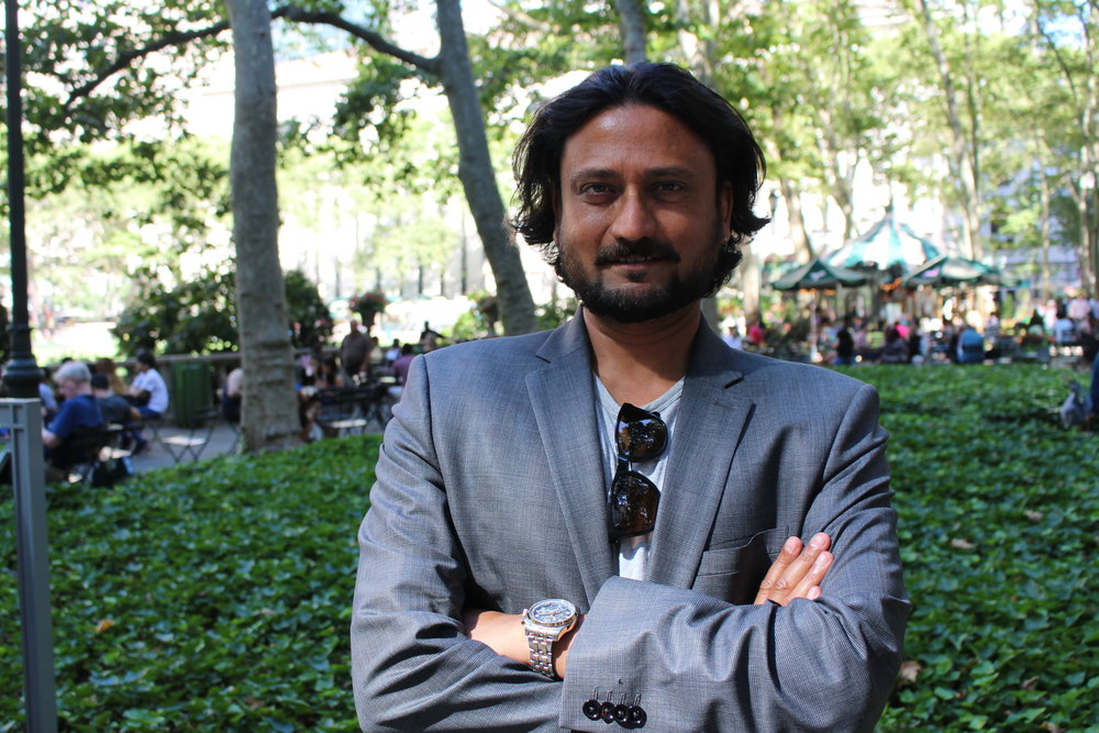 Playwright: Anand Rao
