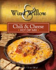 AWESOME NACHO DIP 1 Chili & Cheese Hot Dip Mix 8 oz Cream Cheese 1/2 c Sour Cream 1 Tbs Chili Powder*  1 lb Ground Beef 1-1/2 c Shredded Cheddar Cheese 1-1/2 c Shredded Lettuce 1/2 c Diced Tomatoes (optional)  1/4 c Black Olives, sliced (optional)   Prepare Chili & Cheese Hot Dip according to pkg directions using the cream cheese and sour cream.  Meanwhile add chili powder to ground beef, cook, crumble, and drain well.   Spread prepared dip into the bottom of an 8x8 pan or a round pie plate.  Top with seasoned ground beef, cheese, lettuce, tomatoes and olives. Serve!  Use as a dip for tortilla chips or veggies.