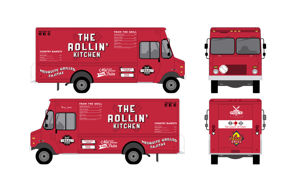 The Rolling Kitchen Truck