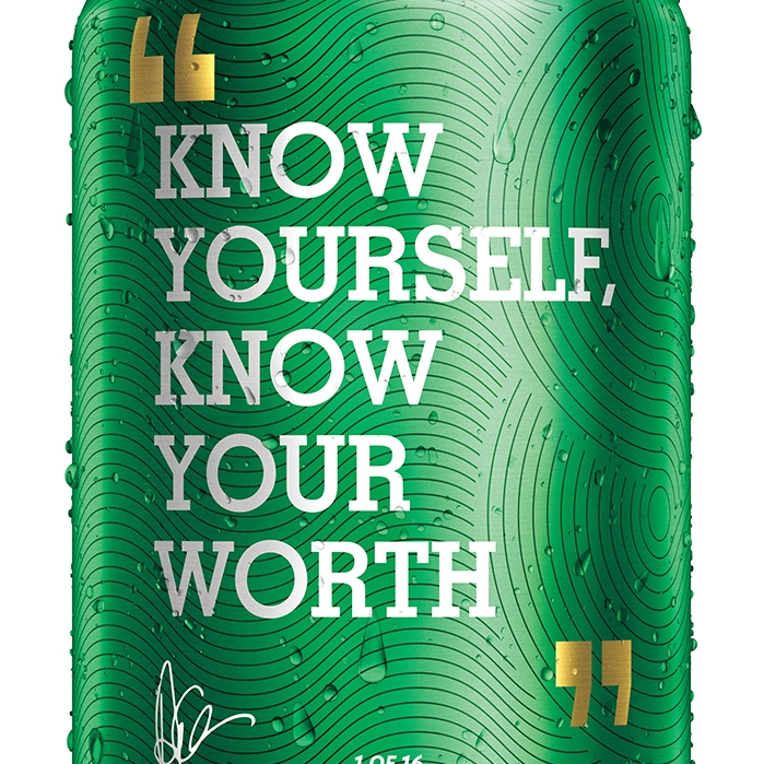 Sprite - Obey Your Verse Print Campaign