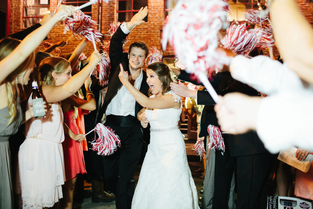 Houston_Station_Exit_Alabama_Team_Shakers_Roll_Tide_Simply_Yours_Weddings_Bride_and_Groom_Nashville_Alex_Bee_Photo.JPG