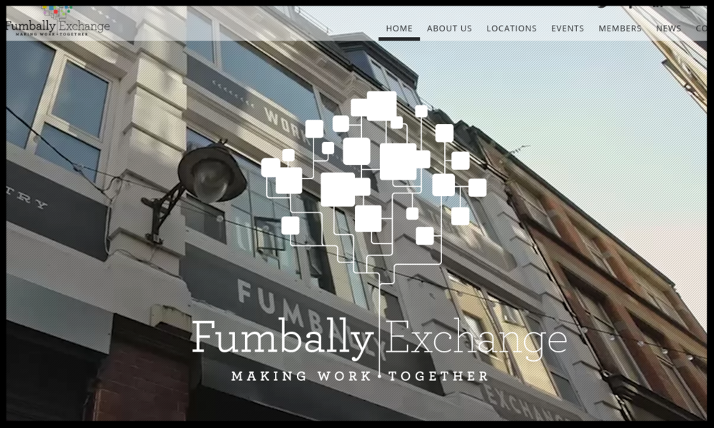 Fumbally Exchange, Waterford     FEx Waterford is in an airy refurbished building in the heart of Waterford Viking Triangle.  Type:   Owner Managed Coworking Space  Quick Contact:   fexwaterford@gmail.com