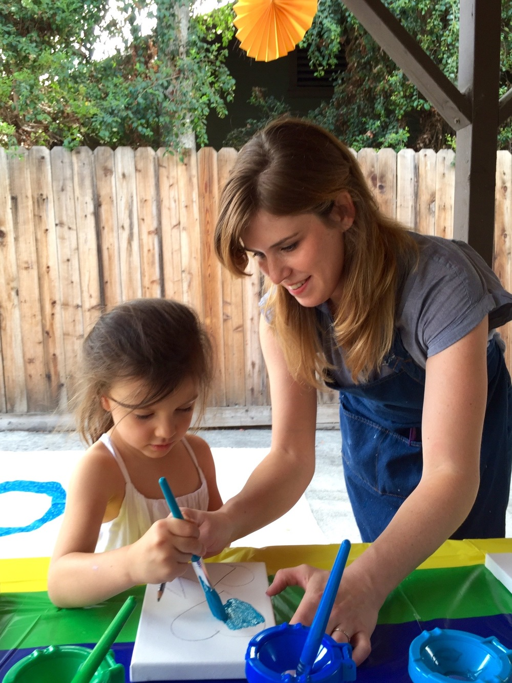 Private Art Lessons with CTK STUDIO