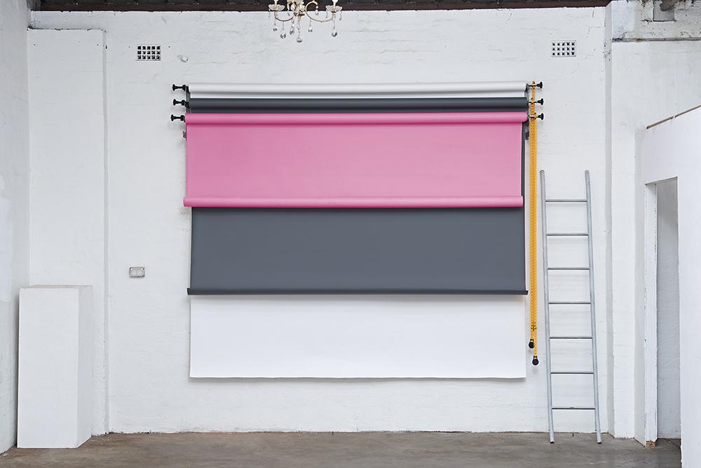 paper roll studio gallery