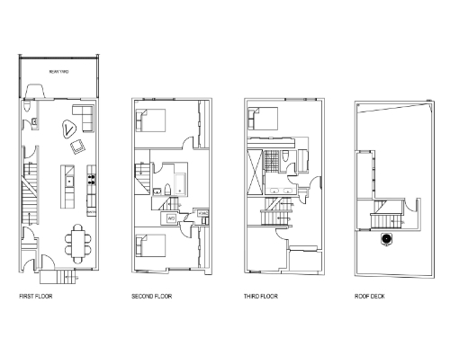 Check out the floor plans here!