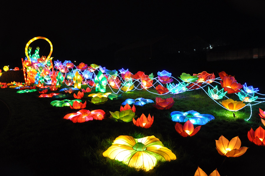 Image of Chinese Lantern Festival Courtesy of Historic Philadelphia