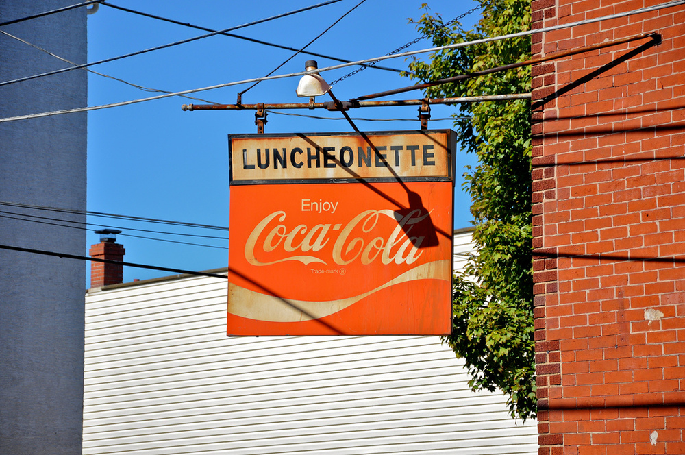 Image of Kitty's Luncheonette Courtesy of RetroRoadmap.com