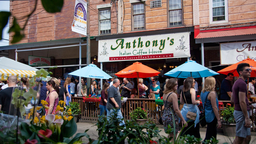 Anthony's Italian Coffee Shop in Bella Vista