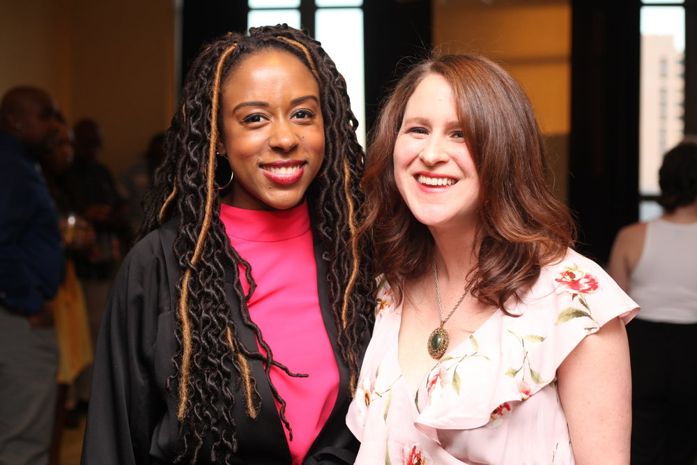 Stimulus founder & CEO Tiffanie Stanard (left) named Innovator of the Year.